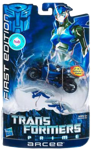 Transformers Prime Arcee (First Edition)