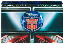 Transformers Prime Optimus Prime (First Edition - 2011 SDCC exclusive)