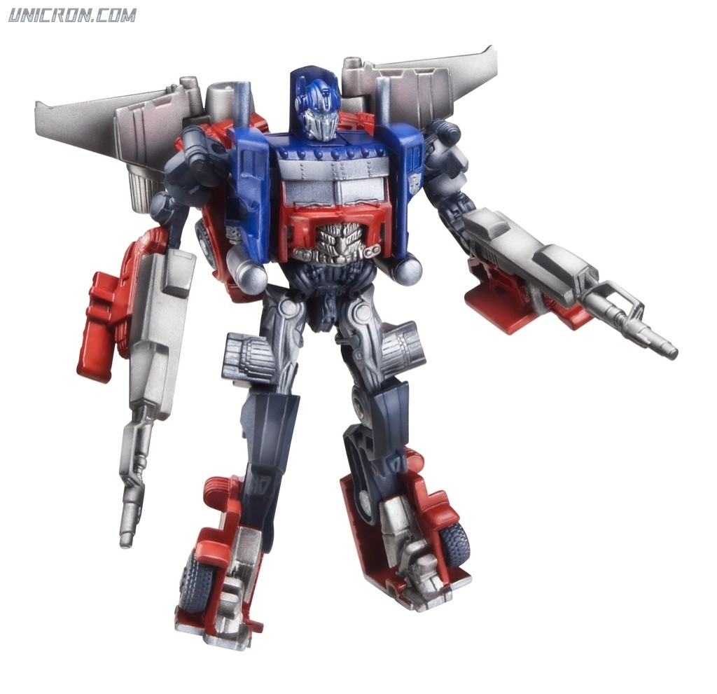 Transformers Cyberverse Optimus Prime w/ Jet Pack ...