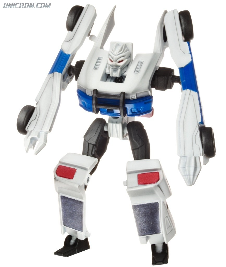 Transformers Cyberverse Barricade toy