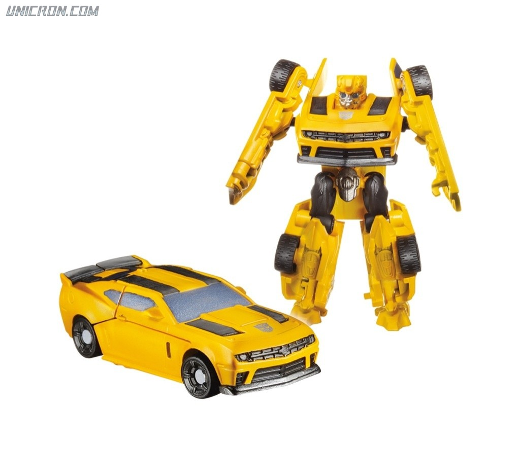 Transformers Cyberverse Bumblebee toy