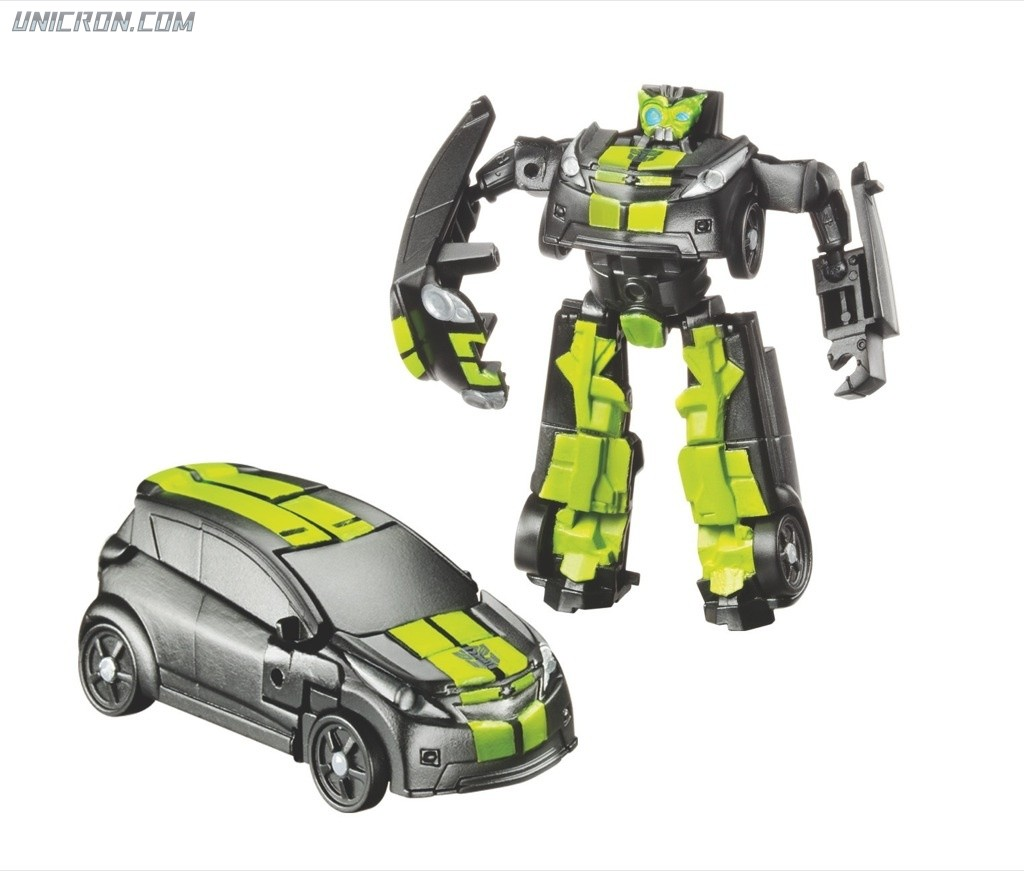 Transformers Cyberverse Autobot Skids toy