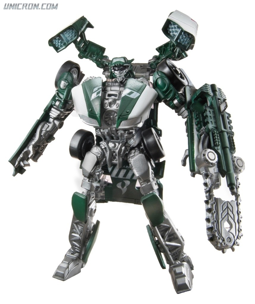 Transformers 3 Dark of the Moon Roadbuster toy