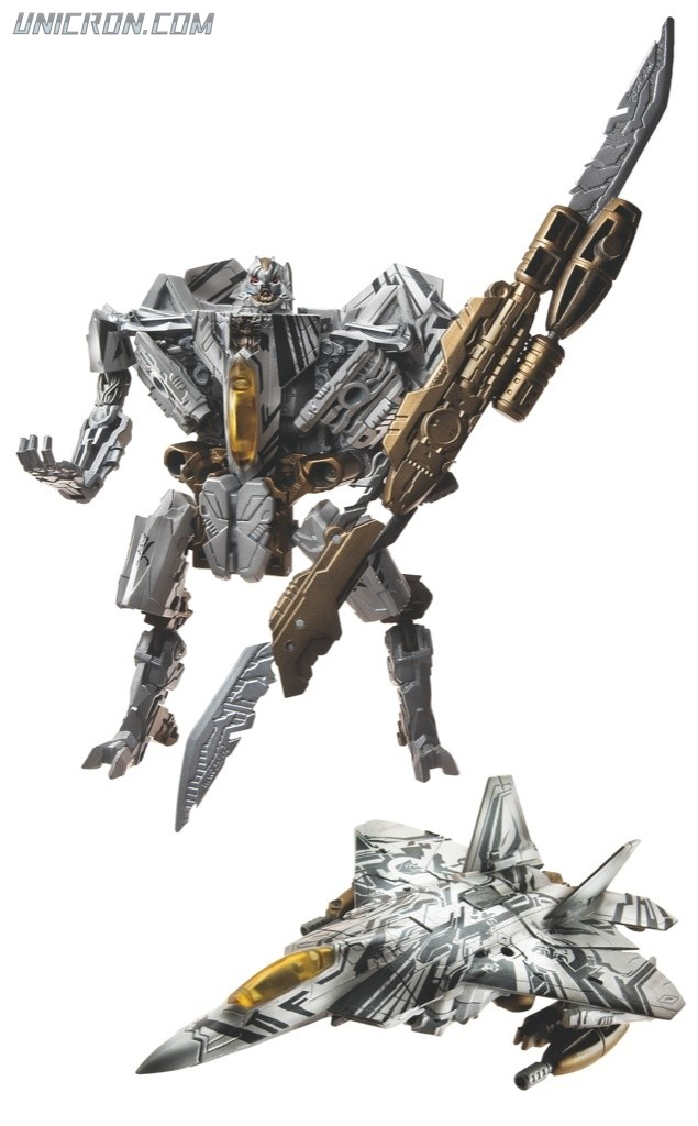 Transformers 3 Dark of the Moon Starscream toy