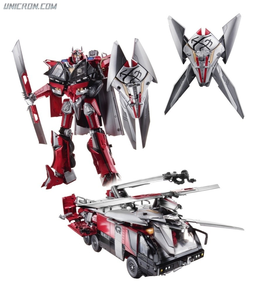 Transformers 3 Dark of the Moon Sentinel Prime toy