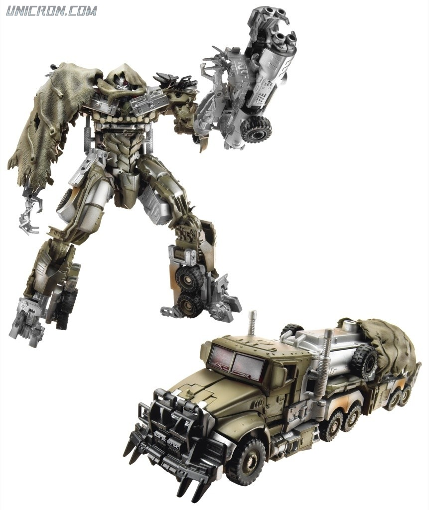 Transformers 3 Dark of the Moon Megatron (Voyager) toy