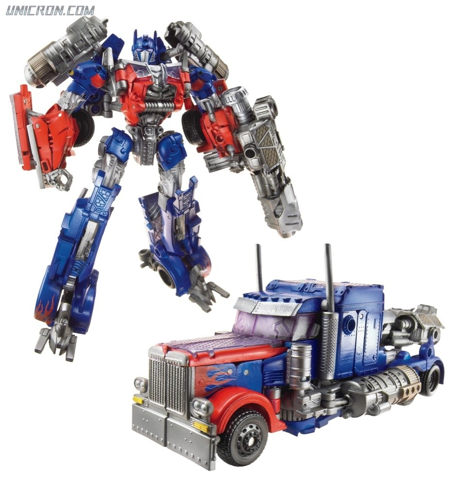 Transformers 3 Dark of the Moon Optimus Prime (Voyager) toy