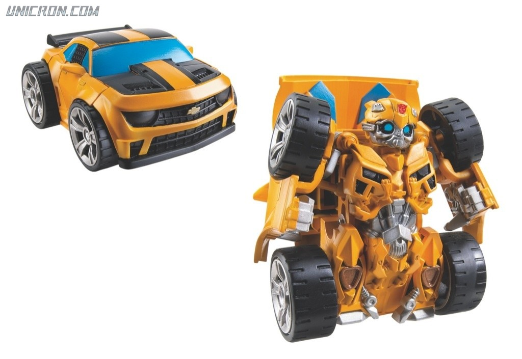 Transformers 3 Dark of the Moon Bumblebee (Robo Power Go-Bots) toy