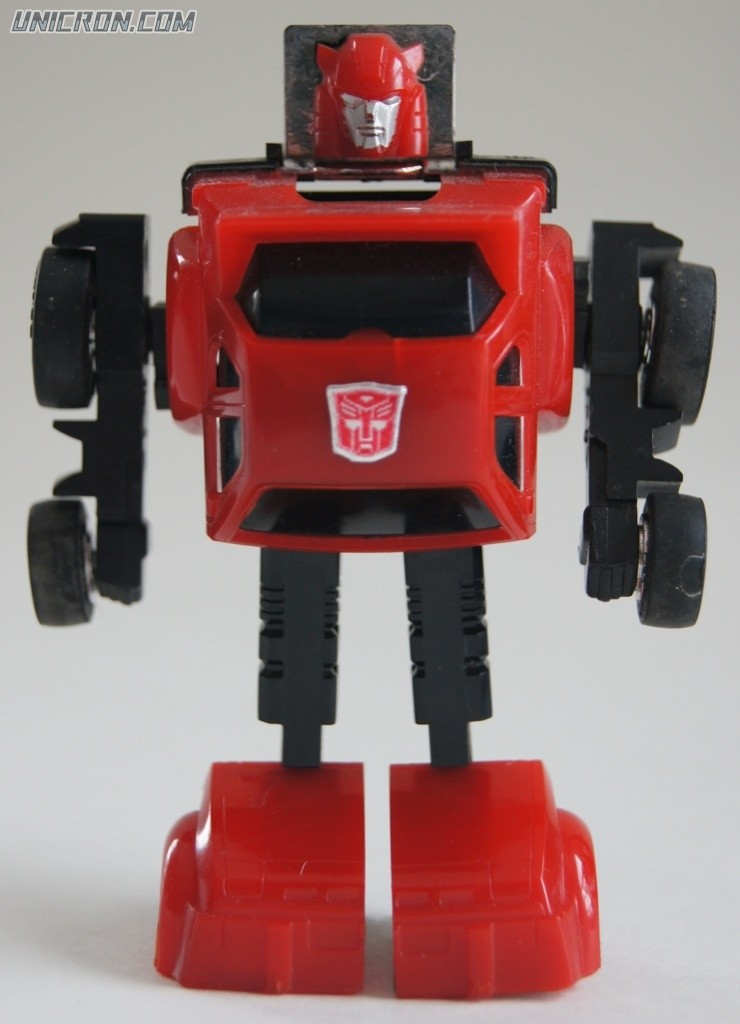 Transformers Generation 1 Cliffjumper toy