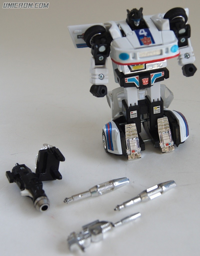 Transformers Generation 1 Jazz toy