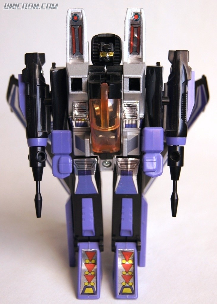 Transformers Generation 1 Skywarp toy