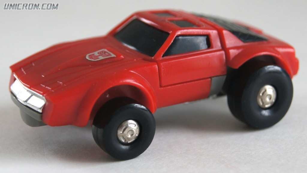 Transformers Generation 1 Windcharger toy