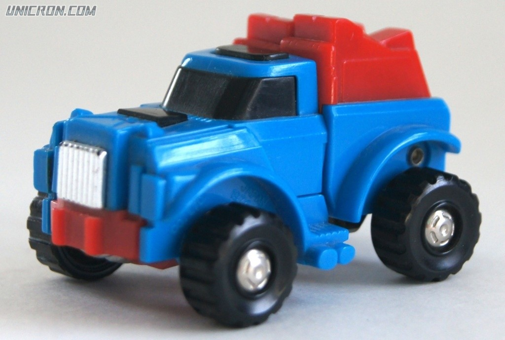 Transformers Generation 1 Gears toy
