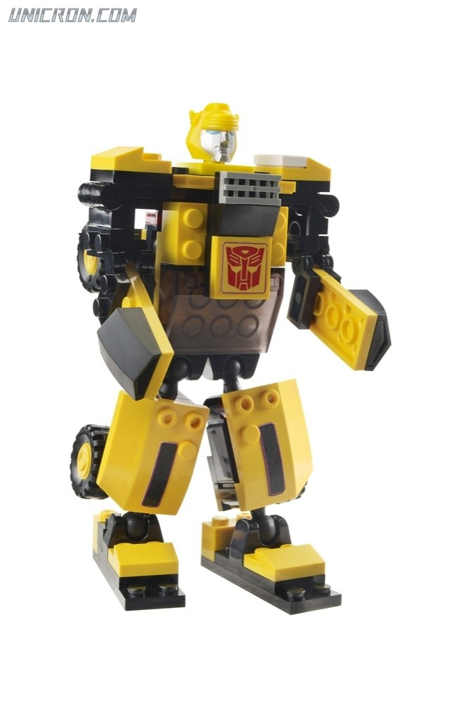 Transformers Kre-O Bumblebee (Kre-O basic) toy