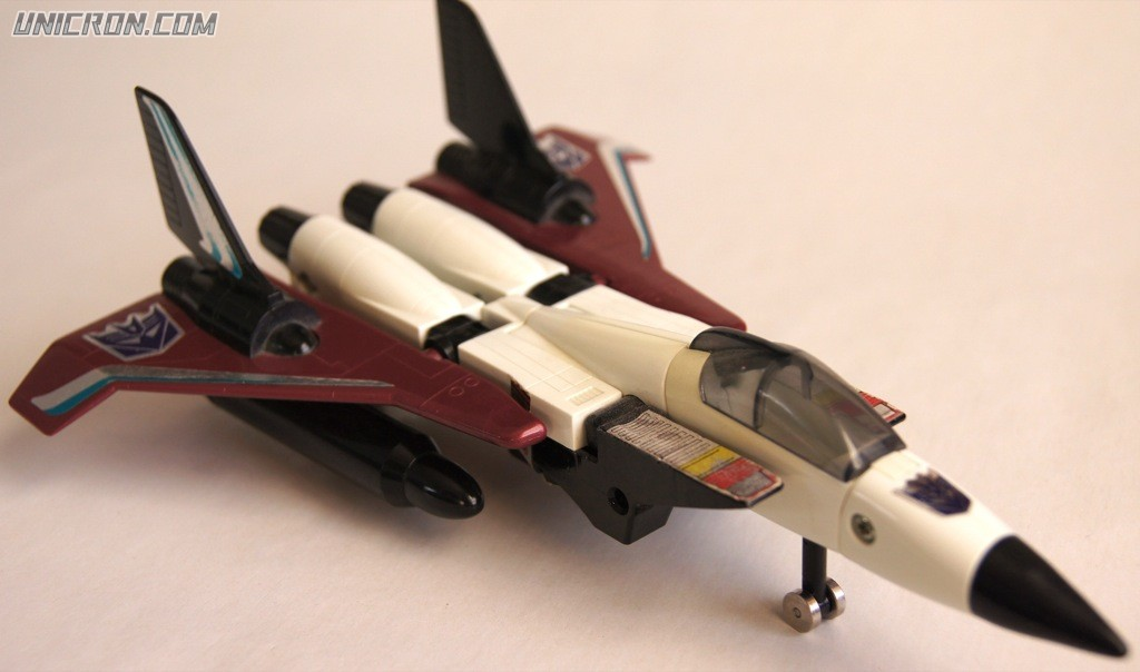 Transformers Generation 1 Ramjet toy