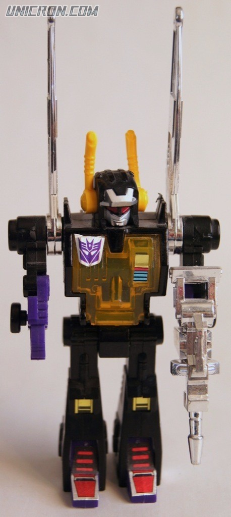 Transformers Generation 1 Kickback (Insecticon) toy