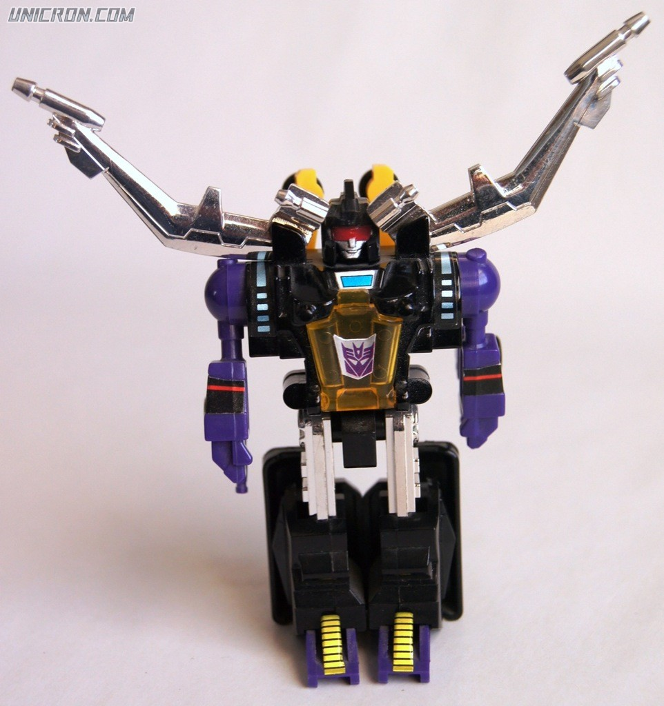 Transformers Generation 1 Shrapnel (Insecticon) toy