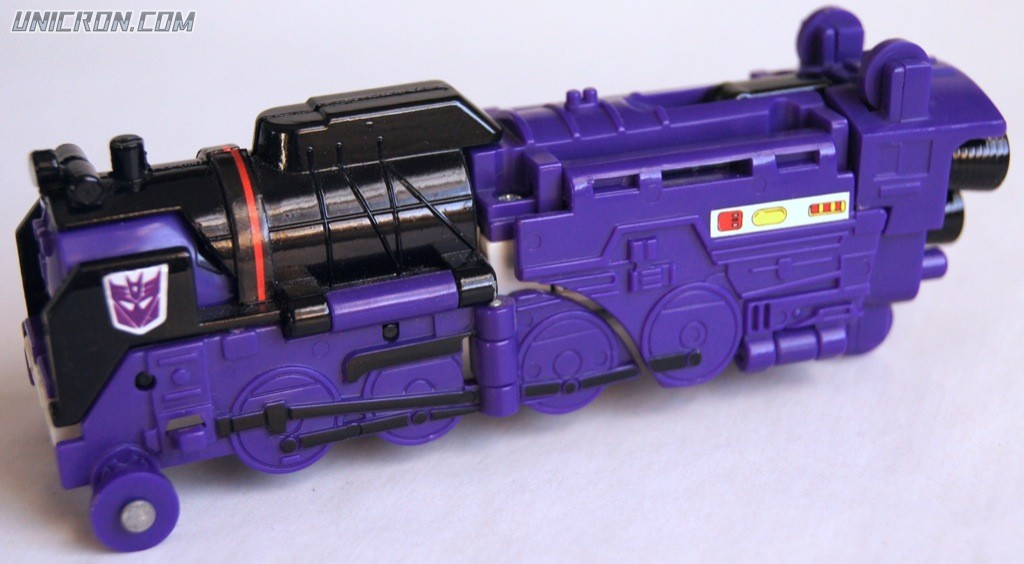 Transformers Generation 1 Astrotrain toy