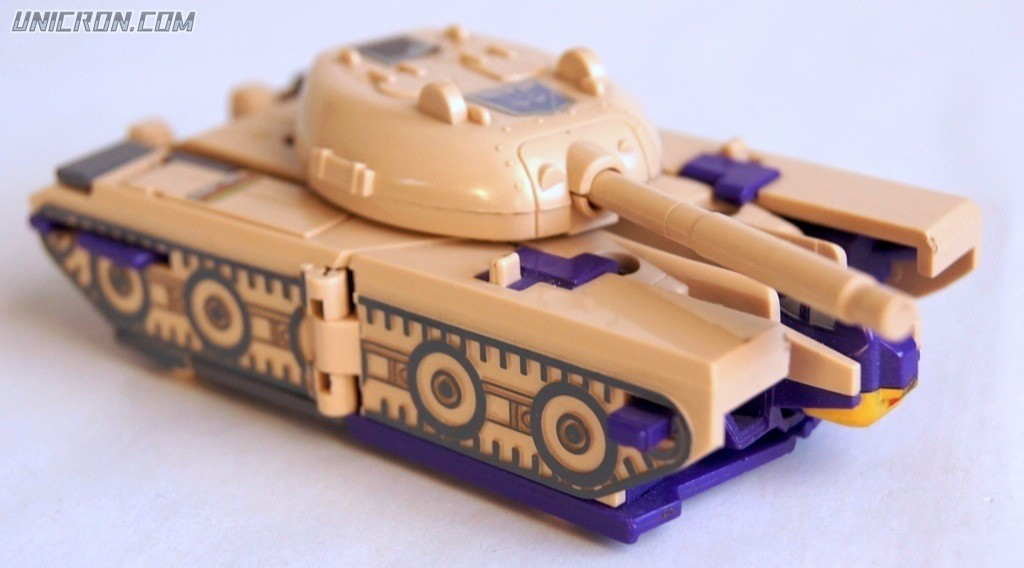 Transformers Generation 1 Blitzwing toy