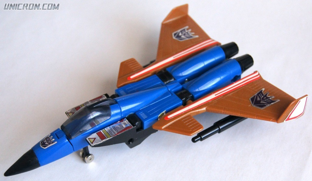 Transformers Generation 1 Dirge toy