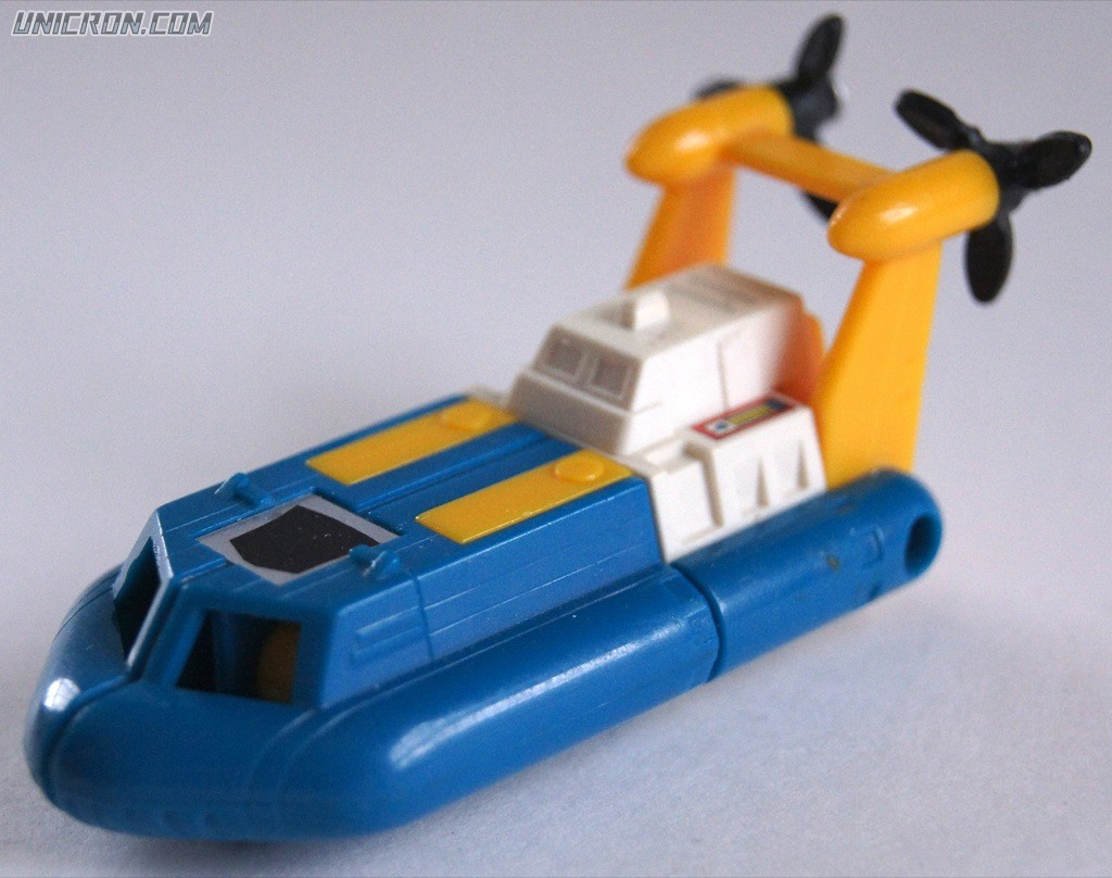 Transformers Generation 1 Seaspray toy