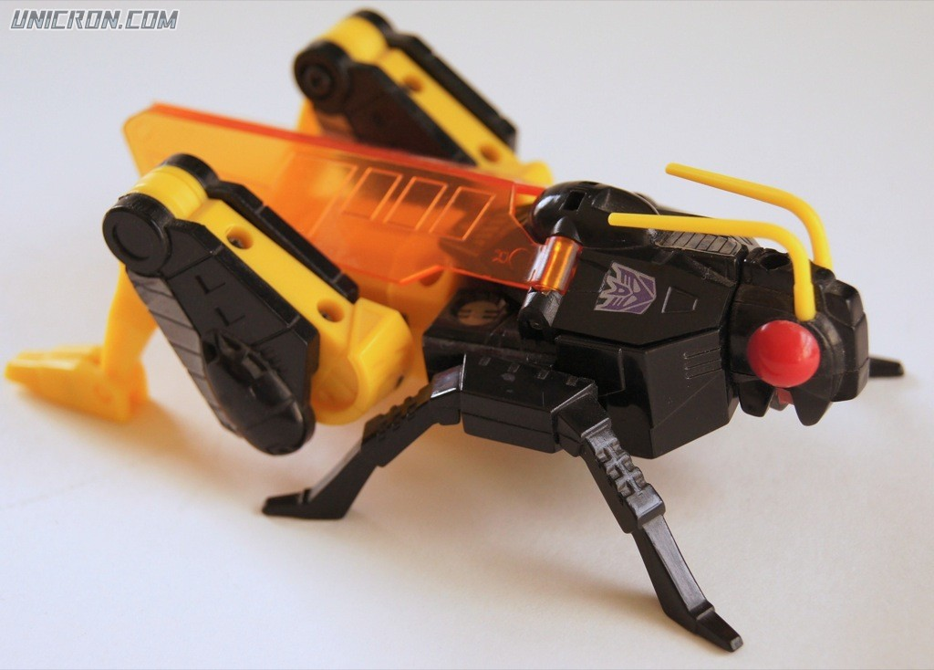 Transformers Generation 1 Ransack toy