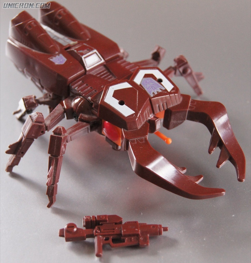 Transformers Generation 1 Chop Shop toy