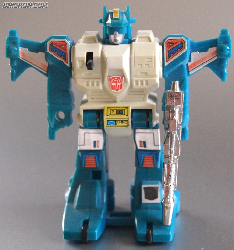 Transformers Generation 1 Topspin toy