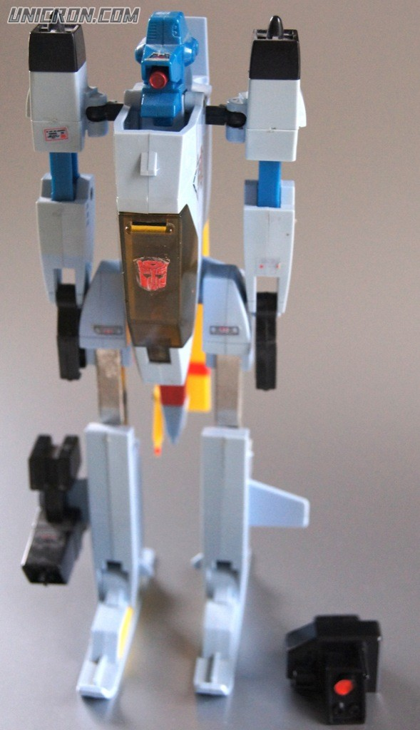 Transformers Generation 1 Whirl toy