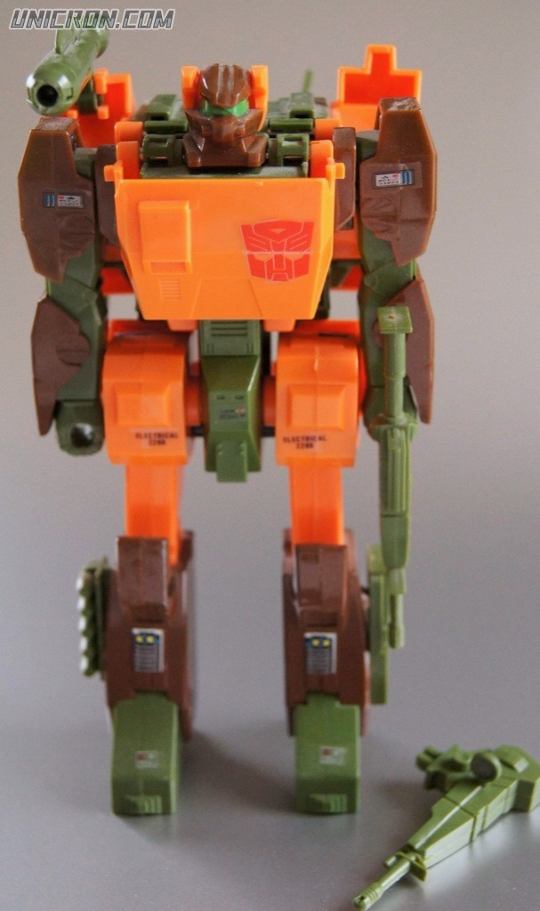 Transformers Generation 1 Roadbuster toy