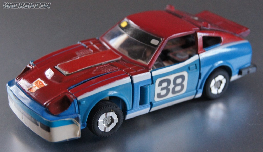 Transformers Generation 1 Smokescreen toy