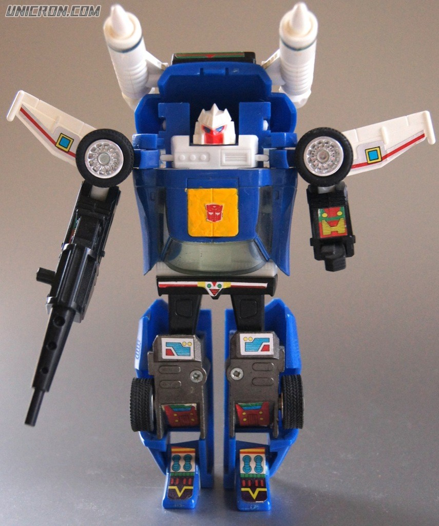 Transformers Generation 1 Tracks toy