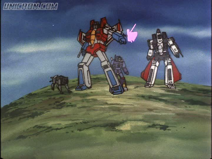 transformers generation 1 ramjet unicron com