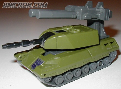 Transformers Generation 1 Brawl (Combaticon) toy