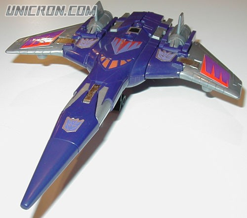 Transformers Generation 1 Cyclonus toy