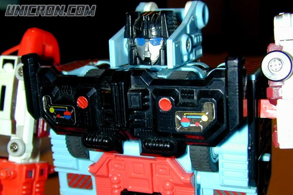 Transformers Generation 1 Defensor (Giftset) toy