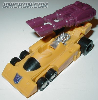 Transformers Generation 1 Drag Strip (Stunticon) toy