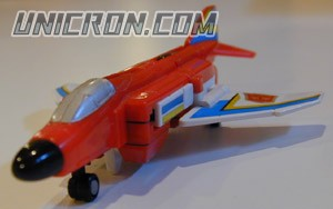Transformers Generation 1 Fireflight (Arialbot) toy