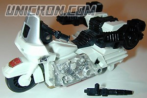 Transformers Generation 1 Groove (Protectobot) toy