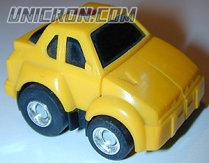 Transformers Generation 1 Hubcap toy