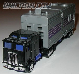 Transformers Generation 1 Motormaster (Stunticon) toy