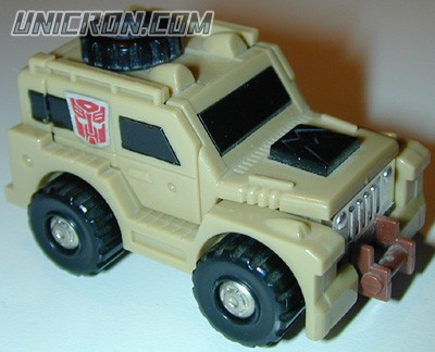 Transformers Generation 1 Outback toy