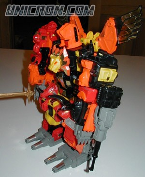 Transformers Generation 1 (Takara) Predaking toy
