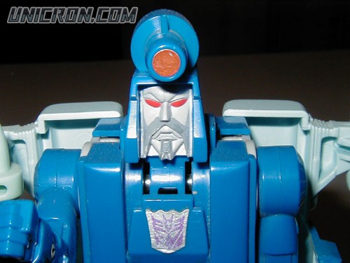 Transformers Generation 1 Scourge toy