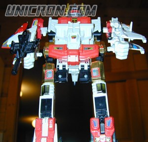 Transformers Generation 1 Superion (Giftset) toy