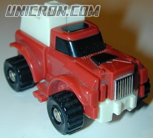 Transformers Generation 1 Swerve toy