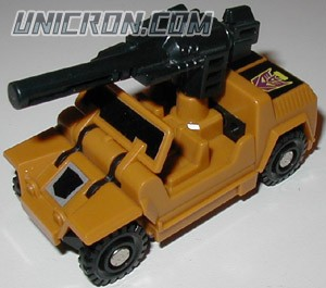Transformers Generation 1 Swindle (Combaticon) toy