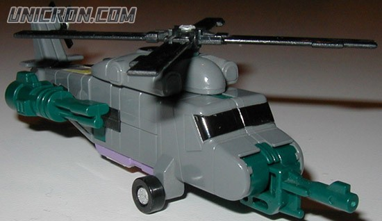 Transformers Generation 1 Vortex (Combaticon) toy