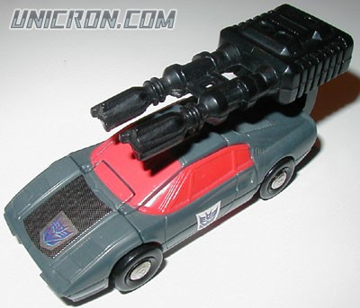 Transformers Generation 1 Wildrider (Stunticon) toy