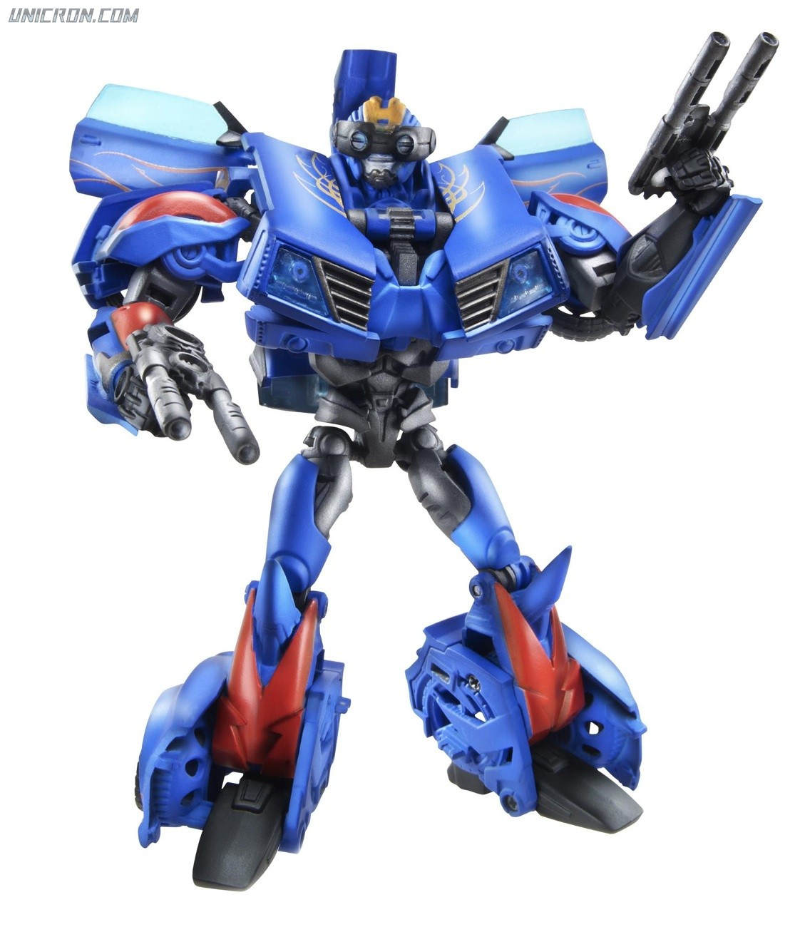 Transformers Prime Hot Shot toy